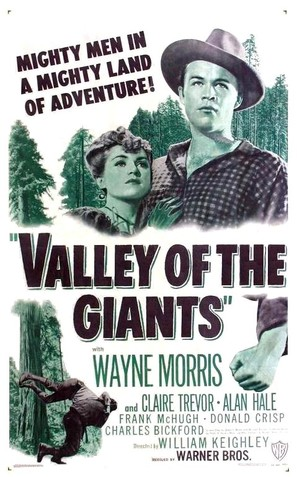 Valley of the Giants - Movie Poster (thumbnail)