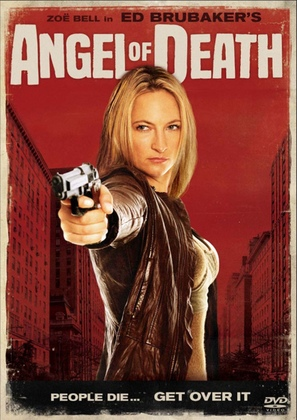 Angel of Death - DVD cover (thumbnail)