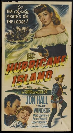 Hurricane Island - Movie Poster (thumbnail)