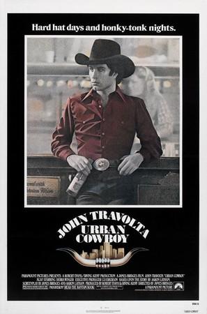 Urban Cowboy - Movie Poster (thumbnail)