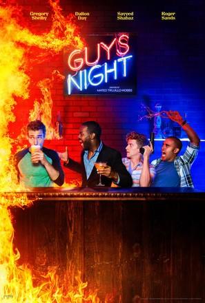 """Guys Night"" - Movie Poster (thumbnail)"