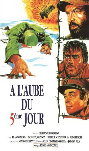Dio è con noi - French Movie Poster (thumbnail)