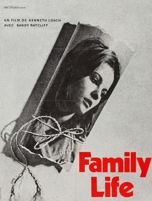 Family Life - French Movie Poster (thumbnail)