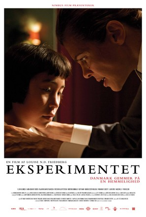 Eksperimentet - Danish Movie Poster (thumbnail)