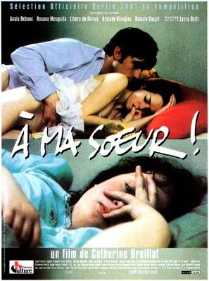 À ma soeur! - French Movie Poster (thumbnail)
