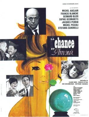 La chance et l'amour - French Movie Poster (thumbnail)