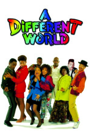 """""""A Different World"""" - poster (thumbnail)"""