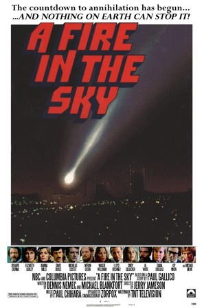 A Fire in the Sky - Movie Poster (thumbnail)