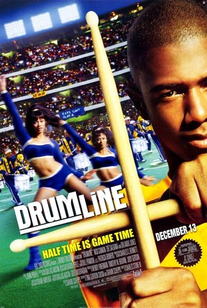Drumline - Movie Poster (thumbnail)