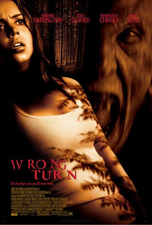 Wrong Turn - Movie Poster (thumbnail)