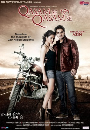 Qasam Se Qasam Se - Indian Movie Poster (thumbnail)