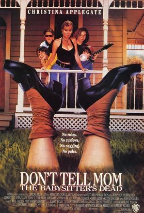 Don't Tell Mom the Babysitter's Dead - Movie Poster (thumbnail)