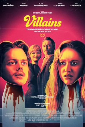 Villains - Movie Poster (thumbnail)