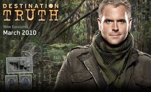 """Destination Truth"" - Movie Poster (thumbnail)"