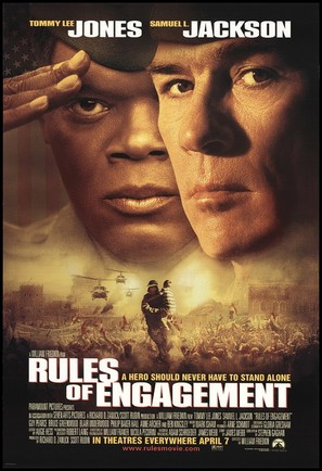 Rules Of Engagement - Movie Poster (thumbnail)