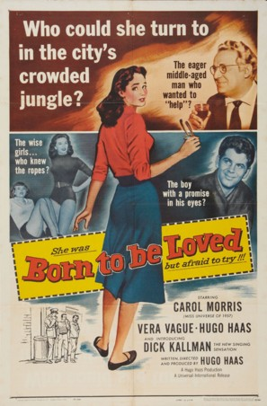 Born to Be Loved - Movie Poster (thumbnail)