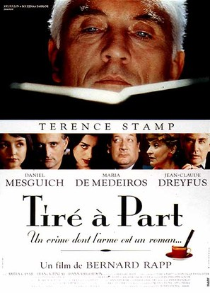 Tiré à part - French Movie Poster (thumbnail)