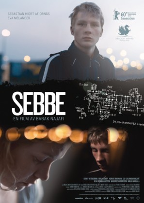 Sebbe - Swedish Movie Poster (thumbnail)