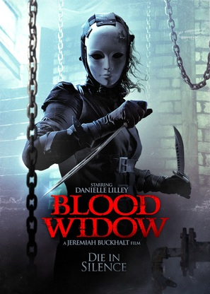 Blood Widow - Movie Poster (thumbnail)