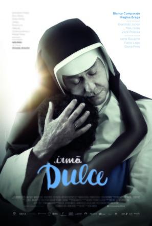 Irmã Dulce - Brazilian Movie Poster (thumbnail)