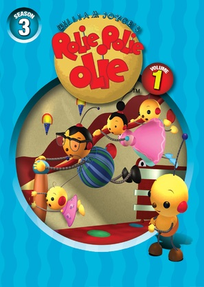 """""""Rolie Polie Olie"""" - British Movie Cover (thumbnail)"""