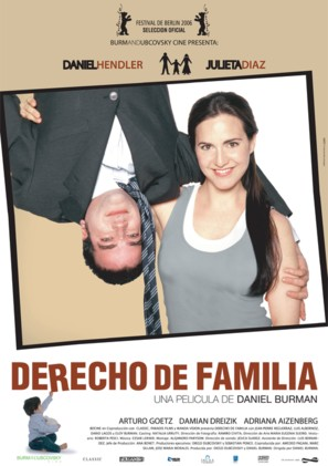 Derecho de familia - Spanish Movie Poster (thumbnail)