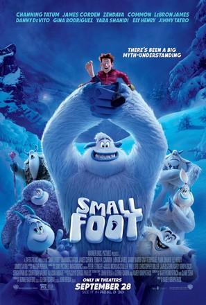 Smallfoot - Movie Poster (thumbnail)