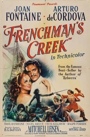 Frenchman's Creek - Movie Poster (thumbnail)