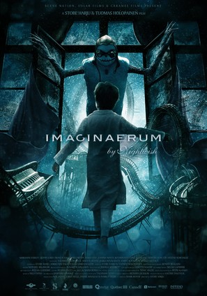 Imaginaerum - Canadian Movie Poster (thumbnail)