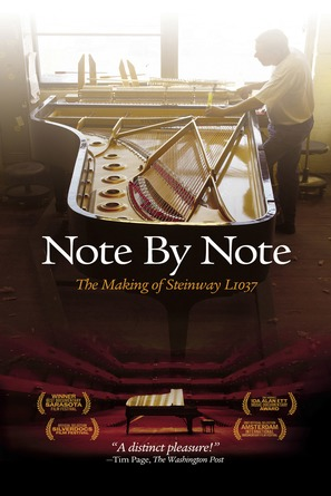 Note by Note: The Making of Steinway L1037 - Movie Cover (thumbnail)