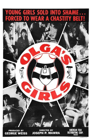 Olga's Girls - Movie Poster (thumbnail)