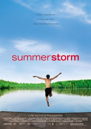 Sommersturm - Movie Poster (thumbnail)
