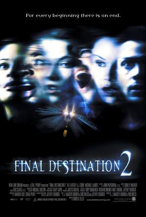 Final Destination 2 - Movie Poster (thumbnail)