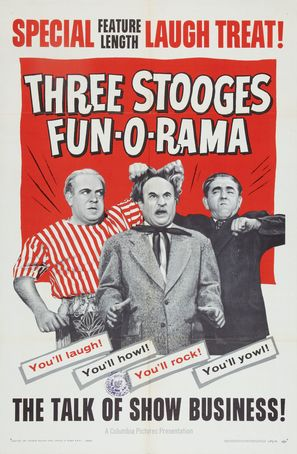 Three Stooges Fun-O-Rama - Movie Poster (thumbnail)