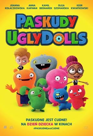 UglyDolls - Polish Movie Poster (thumbnail)
