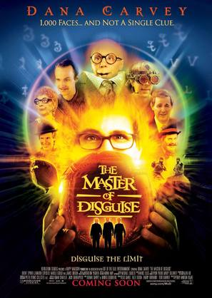 The Master of Disguise - poster (thumbnail)