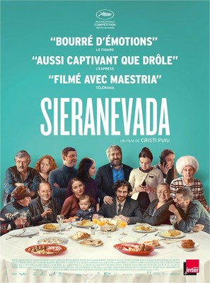 Sieranevada - French Movie Poster (thumbnail)