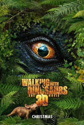 Walking with Dinosaurs 3D - Movie Poster (thumbnail)