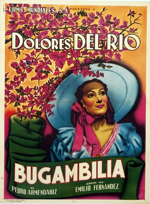 Bugambilia - Mexican Movie Poster (thumbnail)