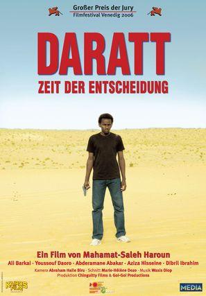 Daratt - German poster (thumbnail)