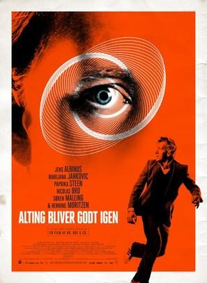 Alting bliver godt igen - Danish Movie Poster (thumbnail)