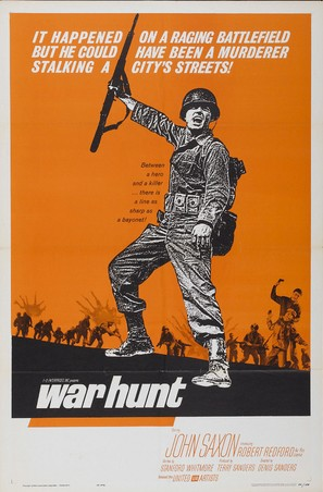 War Hunt - Movie Poster (thumbnail)