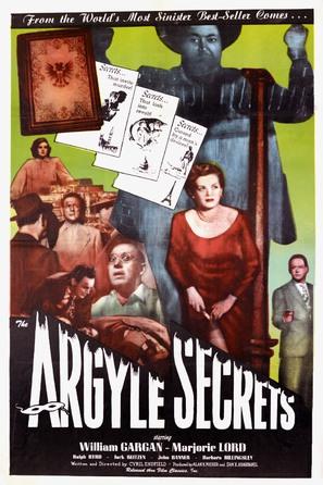 The Argyle Secrets - Movie Poster (thumbnail)