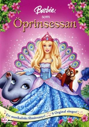 Barbie as the Island Princess - Swedish poster (thumbnail)
