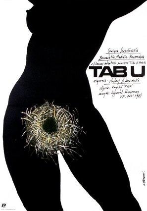 Tabu - Polish Movie Poster (thumbnail)