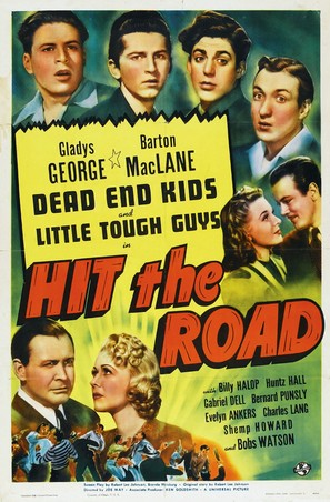 Hit the Road - Movie Poster (thumbnail)