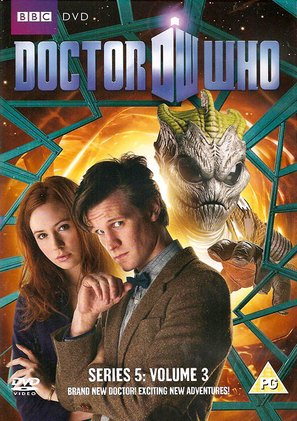 """Doctor Who"" - British DVD movie cover (thumbnail)"