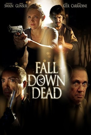 Fall Down Dead - Movie Poster (thumbnail)