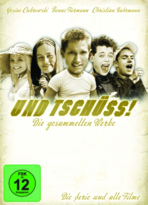 """Und tschüss!"" - German Movie Cover (thumbnail)"
