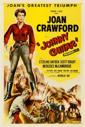 Johnny Guitar - Movie Poster (thumbnail)